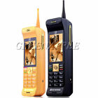 Quad band Classic Vintage Retro Touch Screen Brick Phone GSM850 900 1800 1900MHz