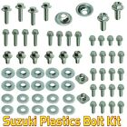Body Bolt Kit Suzuki RMZ body plastics fender RM-Z250 RM-Z450 RMZ250 RMZ450