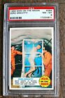 1969 Topps Man on the Moon Trading Cards 36