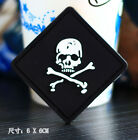 NEW PIRATE SKULL Military Tactical Morale PVC Velcro Patch Badge ACU