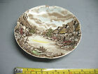 JOHNSON  BROS. OLDE  ENGLISH  COUNTRYSIDE  6 & 1/4 '' CUP SAUCER    PRISTINE