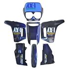 ABS Plastic Fairing Cowl Bodywork Kit Set for Honda AX-1 Sports Traverse Blue