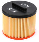 Draper 48561  hepa cartridge filter for wdv50ss, wdv50ss/110 and swd1200