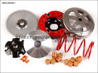 GY6 50cc 139QMB Agility Vitality Symply Pulley Variator Roller Clutch Bell Kit
