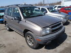 TRANSMISSION AUTO 2001 2002 2003 2004 CHEVY TRACKER AT 20L 4X4