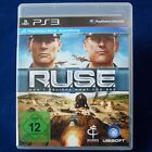 PS3 - Playstation ► R.U.S.E. | RUSE - Don´t believe what you see ◄ TOP Zustand