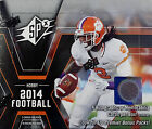 2014 Upper Deck SPx Football Hobby Box OC Sports Cards