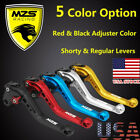 Motorcycle CNC Brake Clutch Levers for Kawasaki ZX6R/Z1000 07-2016 ZX10R 2006-15