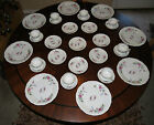 ROYAL KENT COLLECTION POLAND BAVARIAN ROSE CHINA SET 32 PIECE VINTAGE