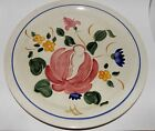 Red Wing China Chop Plate Round Platter Orleans Pattern 14