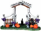 Lemax 43064 BONE ARBOR Spooky Town Table Accent Halloween Decor Village S O I