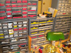 AURORA AFX TJET TYCO SLOTCAR/PARTS COLLECTION OVER 1500 CARS!