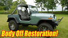 Jeep : Wrangler 2dr Highly Modified 1994 Jeep YJ Wrangler 302 c.i. Ford V8 Automatic RESTORED!
