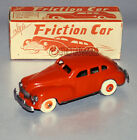 1947 ALPS FRICTION POWERED PLYMOUTH SEDAN MADE IN OCCUPIED JAPAN