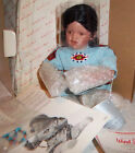 WINDSONG Native American Indian Doll Fayzah Spanos 10
