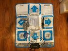Nintendo Wii White Console (NTSC) (includes Game, 2 controllers, and DDR pad)