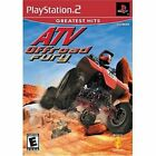 ATV Offroad Fury Greatest Hits  (Sony PlayStation 2, 2001)