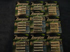 40 ENERGIZER RECHARGEABLE AA 10-4 Packs..Brand New Factory Sealed!! 2300mAh