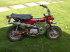 Honda : CT 1971 Honda ct 70 mini trail