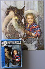 VINTAGE PICTURE PUZZLE WHITMAN GUILD