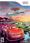 Cars Race-O-Rama  (Wii, 2009) COMPLETE WITH manual, case, art work,