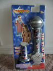TOY SINGING MICROPHONE AMPLIFIER AMERICAN CELEBRITY VOICE MIC CHILDREN SINGING
