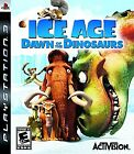 Ice Age: Dawn of the Dinosaurs  (Sony Playstation 3, 2009)