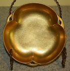 Pickard 24K Gold Decorated Trinket Bowl-#267