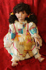 PREMIERE ARTISTS COLLECTION PORCELAIN DOLL GINGER BY KAT STAYTON-21