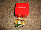 Avon - Gift Collection - Sparkling Treasures Ornament Brass Tone