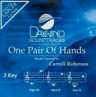 One Pair Of Hands Accompaniment CD By Carroll Roberson Daywind Soundtracks NEW
