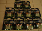 40 DURACELL RECHARGEABLE   AA  10-4 Packs..Brand New Factory Sealed !!!!