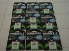 40 DURACELL RECHARGEABLE  AAA 10-4 Packs..Brand New Factory Sealed!!