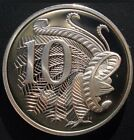 2011 Australian 10 Cent Coin Rare Low Mintage