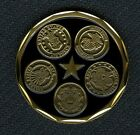 Challenge Coin - Soldier's Prayer - BEAUTIFUL! MILITARY CIA NSA - RARE!  NEW!