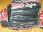 New Rawlings Gold Glove Leather Baseball & Soft GG1150G for Left Handed Thrower