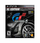 GRAN TURISMO 5 XL EDITION PS3 Playstation 3 BRAND NEW SEALED