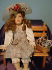 Georgetown Collection Doll Caroline by Pamela Phillips with COA