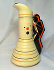 Royal Art Pottery Age of Jazz Jug from the Art Deco Era Made in England