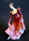 Royal Doulton Porcelain Figurine HN2066 Minuet 1950-1955 England - Red Dress