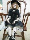 Emerald Doll Collection 29 inch porcelain doll