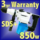 Silverline 850w SDS Plus Rotary Stop Hammer Drill Driver masonry power impact +