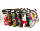 3 PCS New Girl Kid Candy Waterproof fabric ID Coin Purse Wallet Bag Case Gift