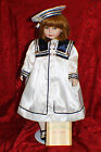 MORGAN BRITTANY SAVANNAH MB-95177 L.E. 452/2500 COLLECTABLE PORCELAIN DOLL 24