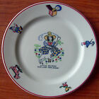 Shenango Children's China - Little Bo Peep Plate 8