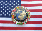 DHS CBP CUSTOMS & BORDER PROTECTION INTERNATIONAL AFFAIRS COIN CIA DEA FBI
