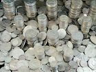 6 OZ 90% SILVER US COIN LOT PRE 1965 HALVES QUARTERS OR DIMES! NICE BULLION MIX!