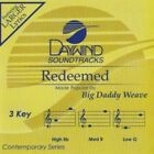Redeemed Accompaniment CD By Big Daddy Weave Daywind Soundtracks
