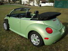 Volkswagen : Beetle-New Convertible Leather below $3000 dollars