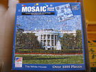 Mosaic Jigsaw Puzzle by Great American Puzzle Factory The White House